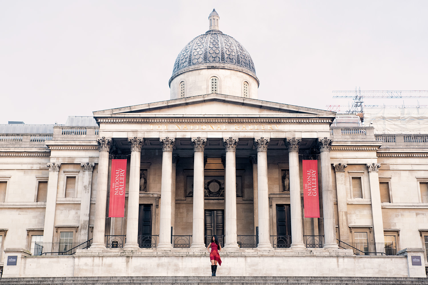 Central London photoshoot