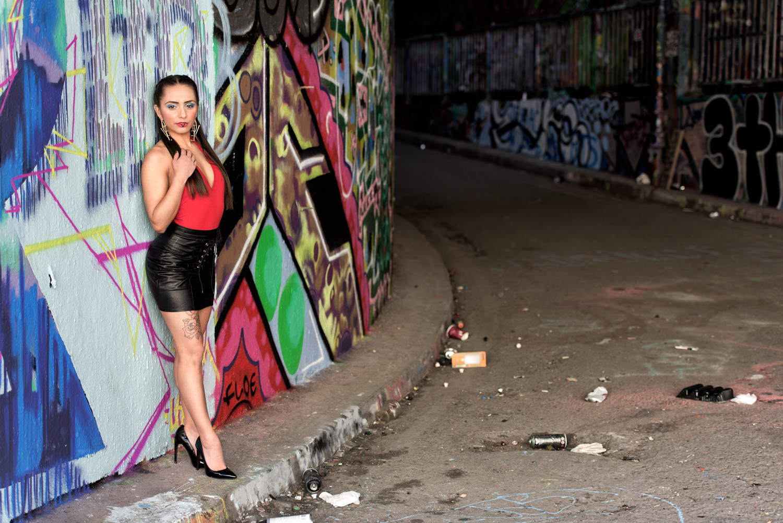 graffiti leake street